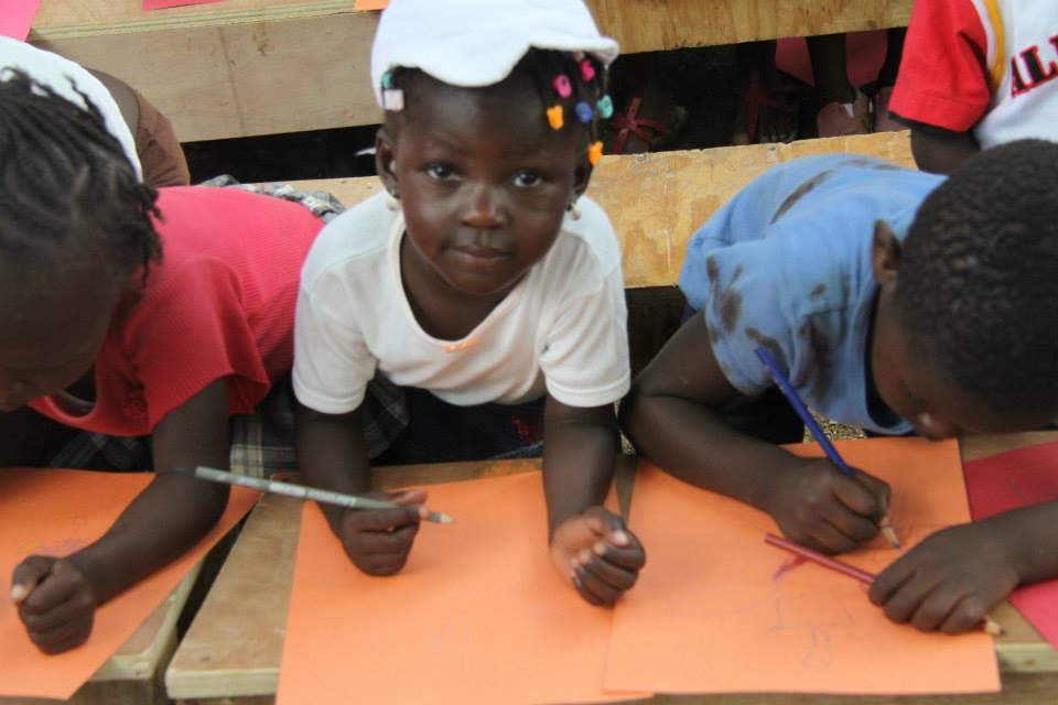 Haïti : nos enfants, notre avenir