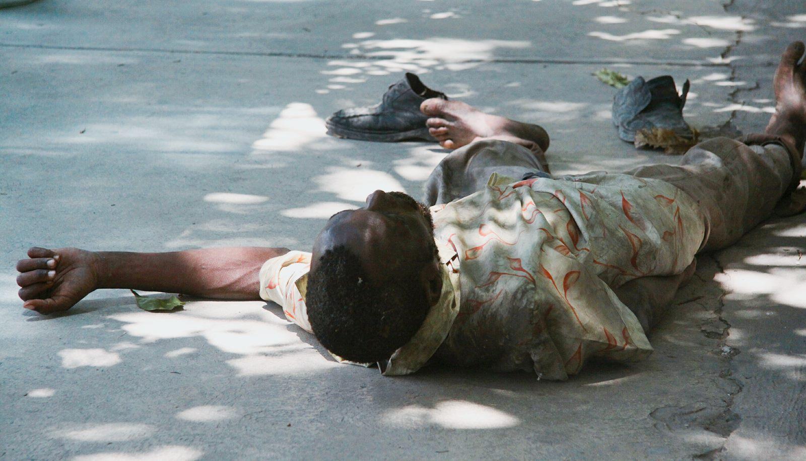 Haïti : Les malades mentaux pris en dérision
