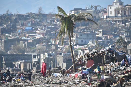 Haïti encore plongé dans l'aide l'humanitaire