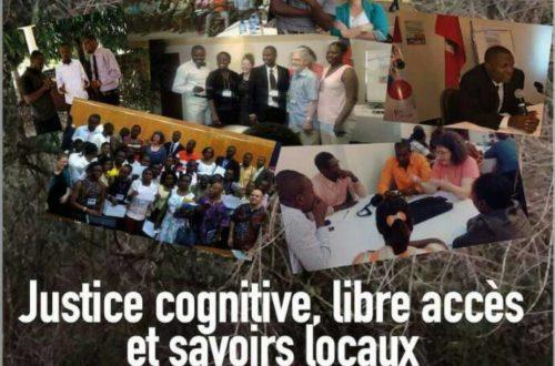 Article : Rency Inson appelle les congressistes de la 3e Chaire Anténor Firmin à une noble quête : la justice cognitive
