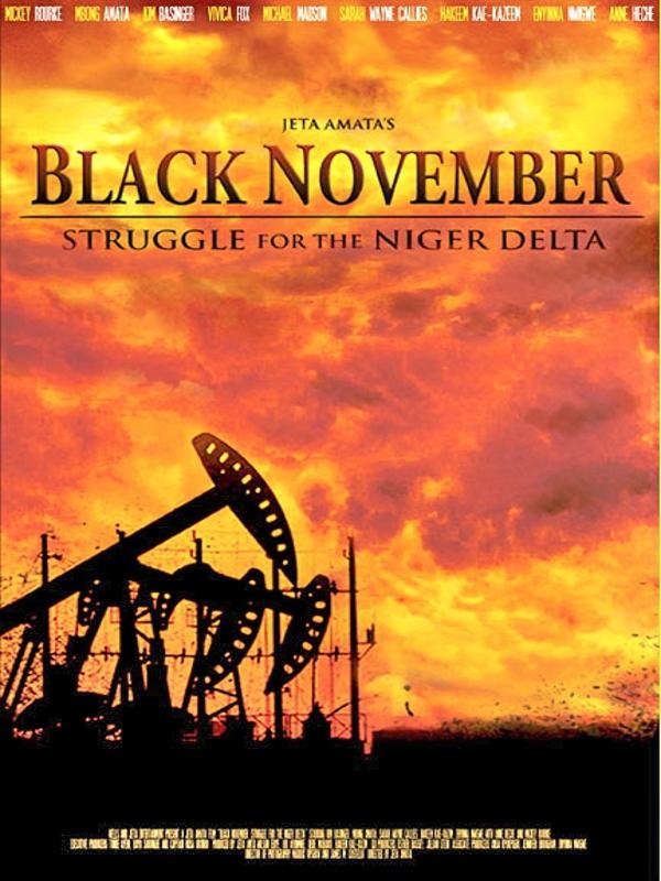 « Black November » ou les enjeux de l'exploitation des mines dans un pays convoité